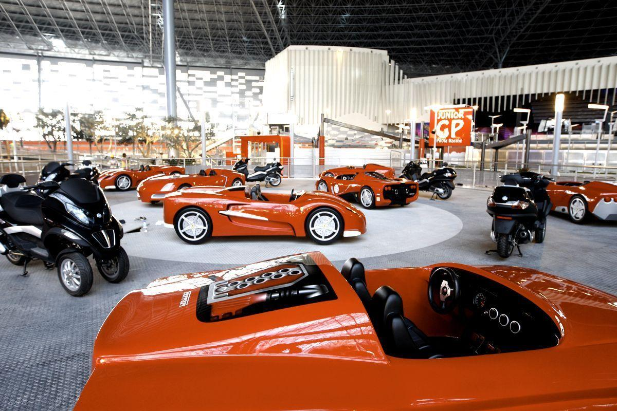 Buckle Up Ferrari World The Facts Arabianbusiness