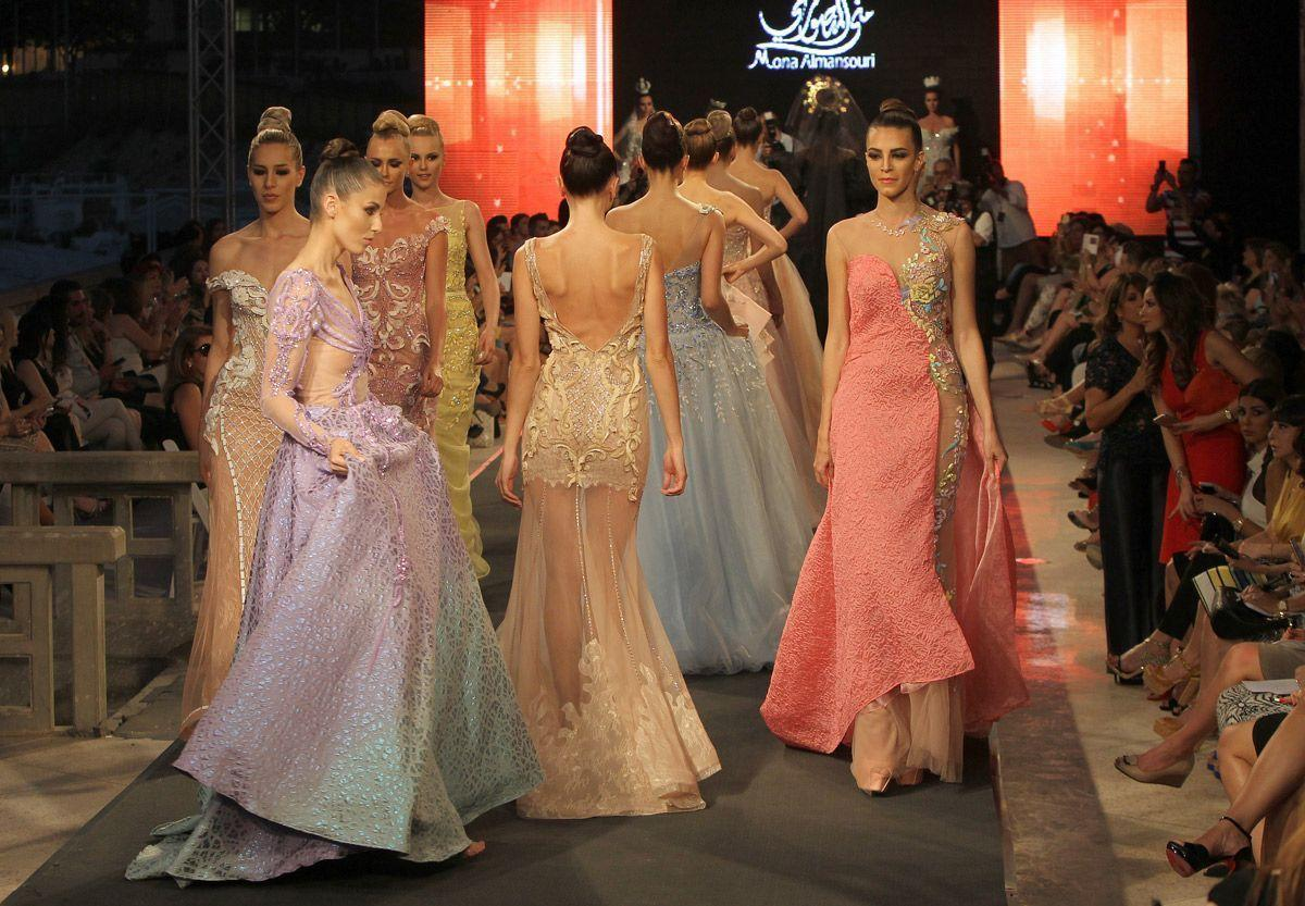 In Pics Mona Al Mansouri At Beirut Fashion Week Arabianbusiness