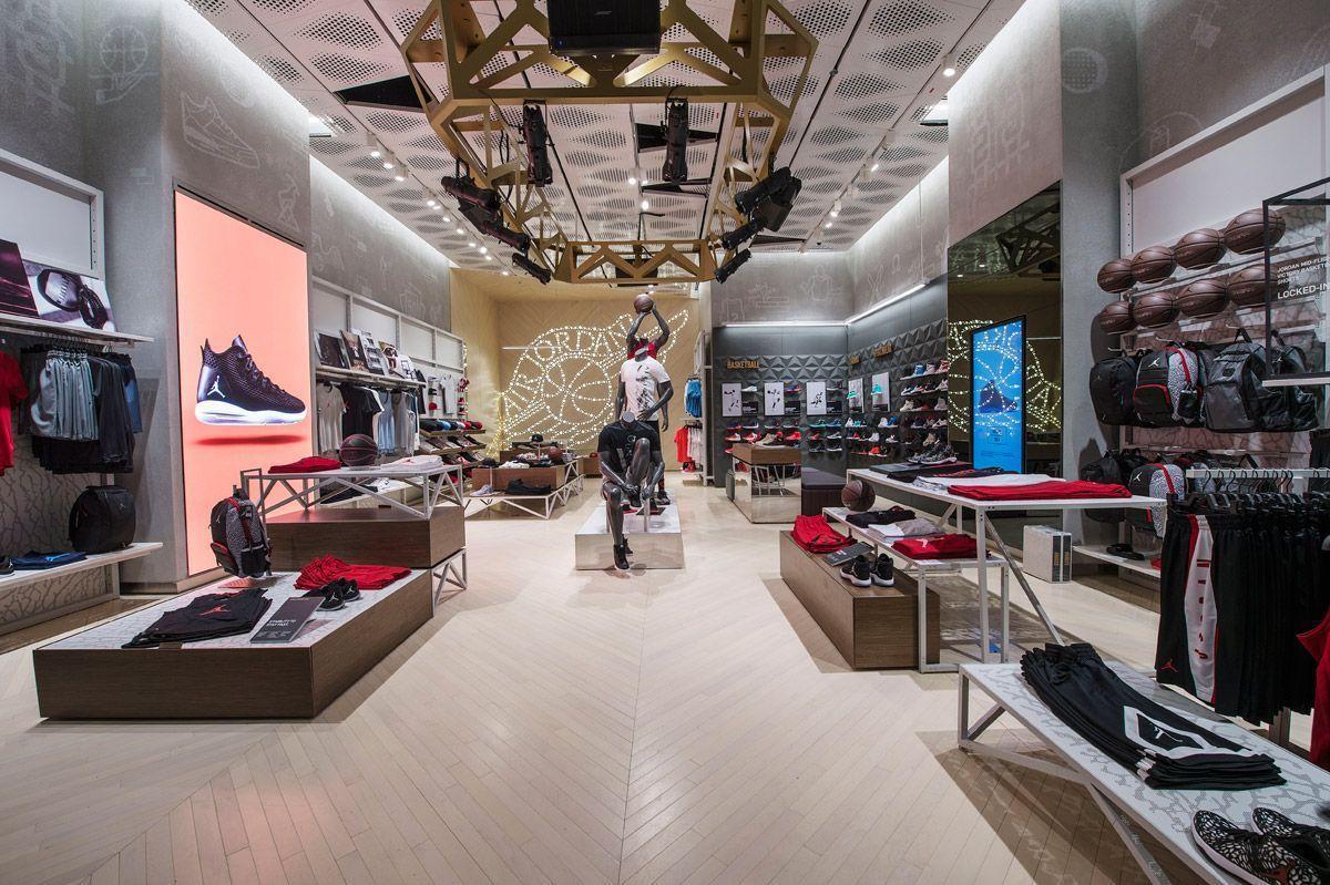 moda más deseable materiales superiores Zapatos 2018 Jordan Brand store opens in Dubai Mall - Arabianbusiness