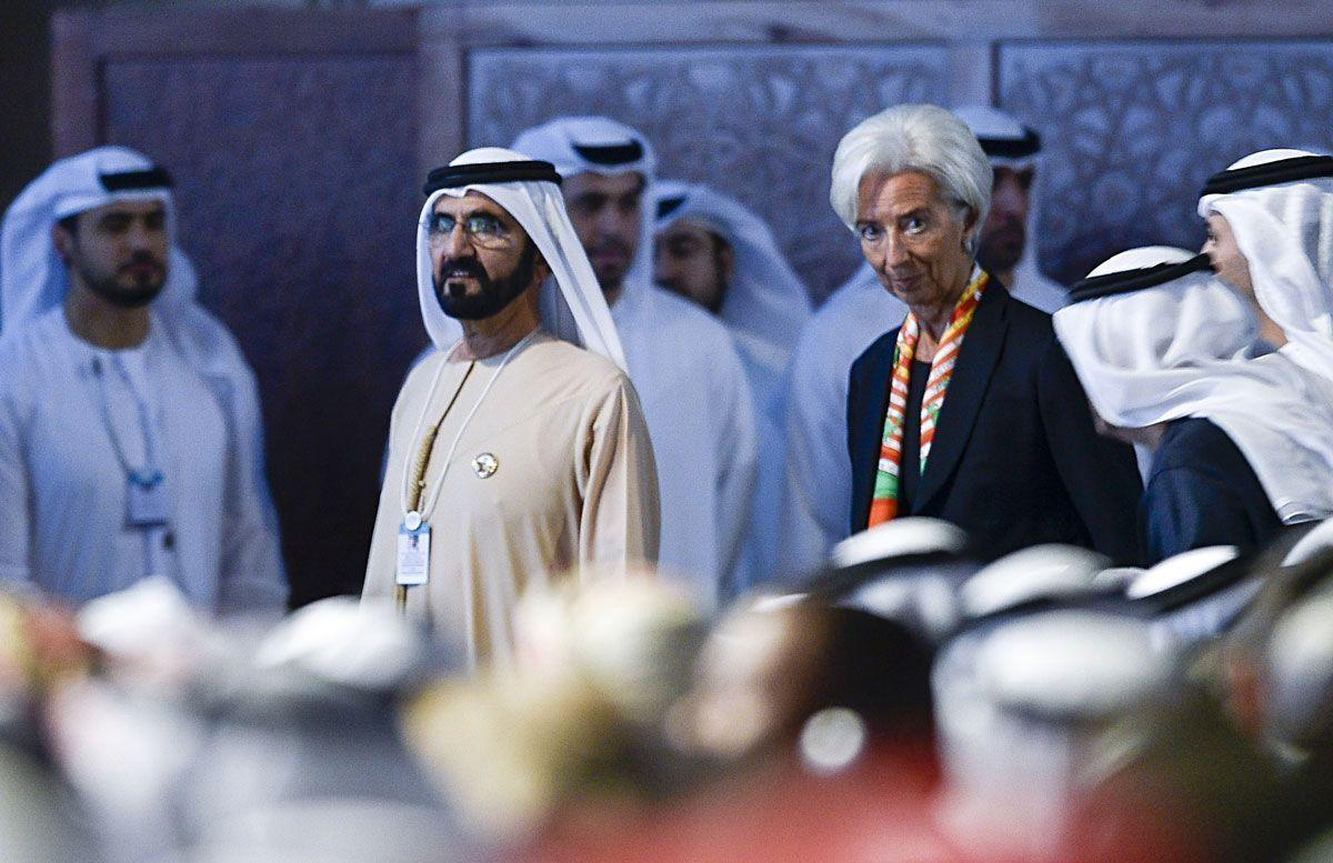 In pictures: World Government Summit 2017 in Dubai