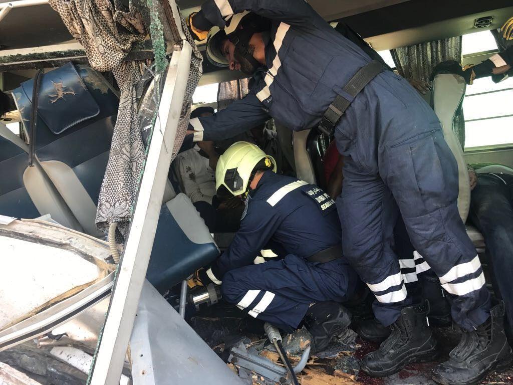 Seven Killed In Dubai Road Crash Arabianbusiness