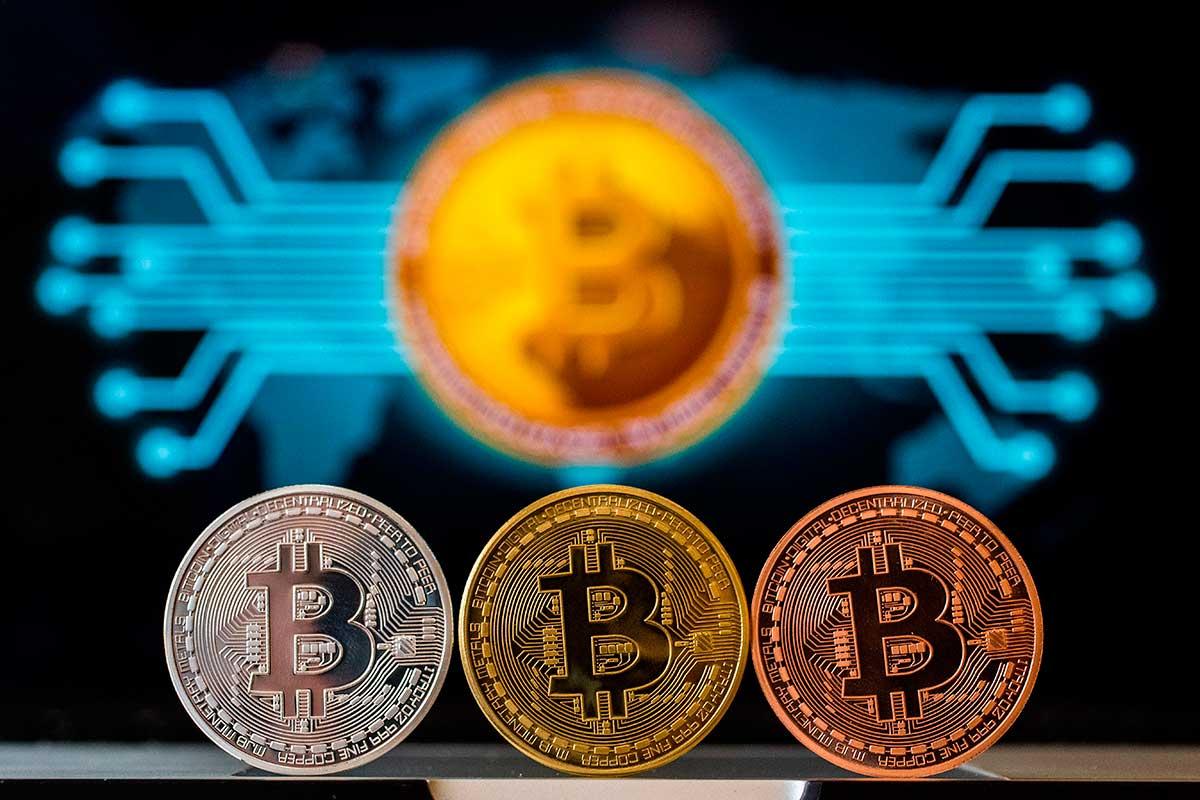 Monede comemorative Kuweit hartă colecţia Arte cadouri BTC Bitcoin aliaj suvenir