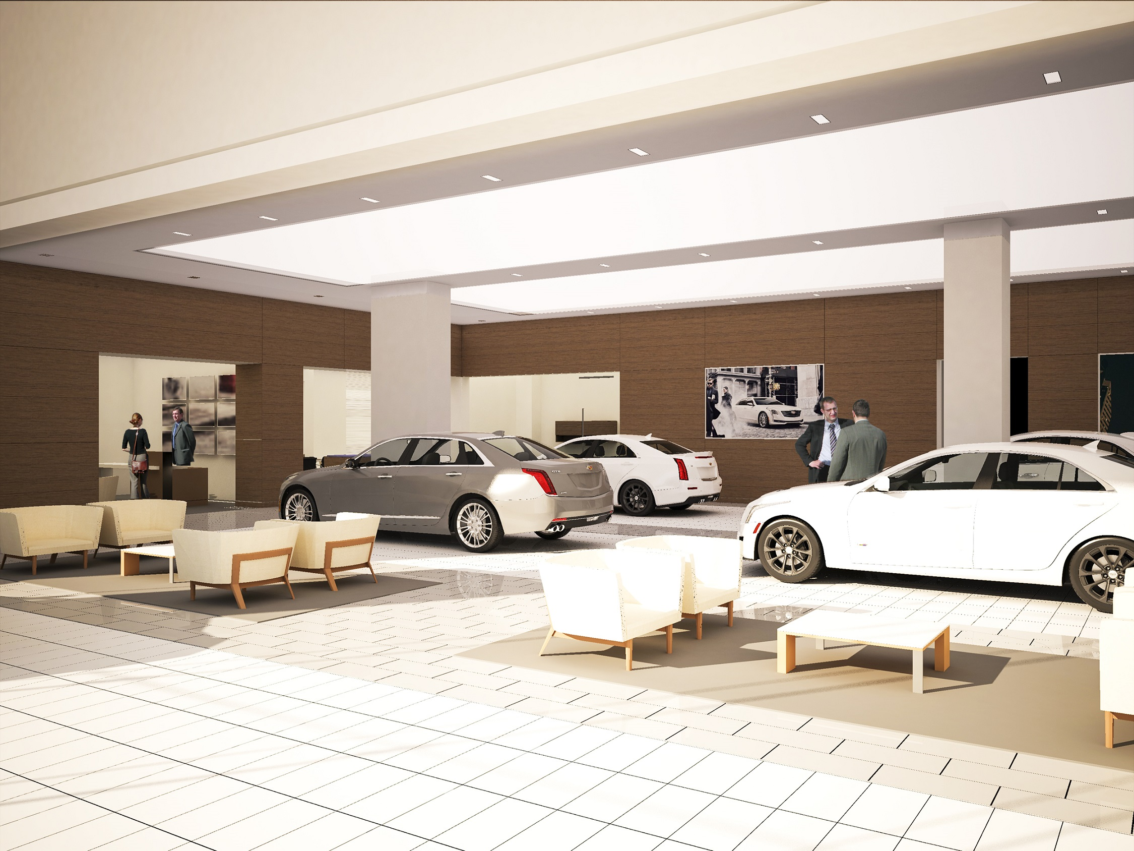 Cadillac invests millions in the Middle East in new ...