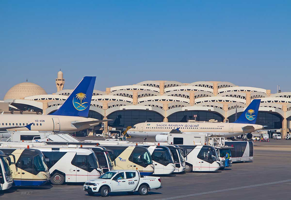 Saudi Arabia picks IT firm SITA to transform airport services - Arabianbusiness