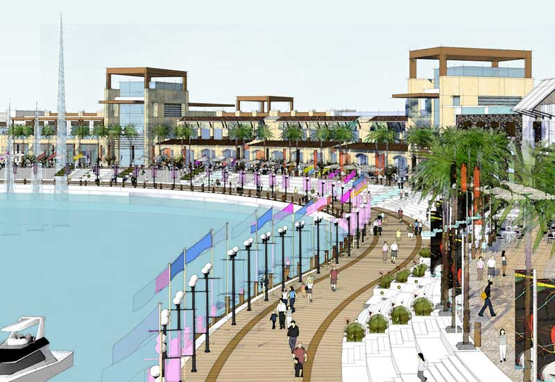 Nakheel says $217m The Pointe set to open by end-2018