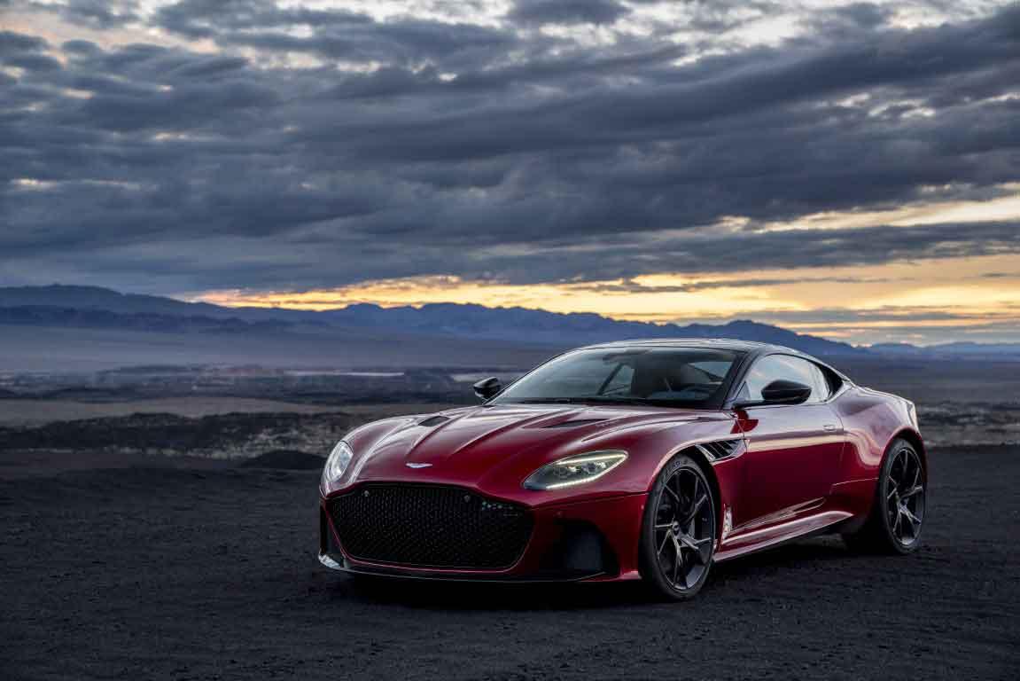 Kuwait Backed Aston Martin Seeks Ferrari Like 6 7bn Valuation In Ipo Arabianbusiness