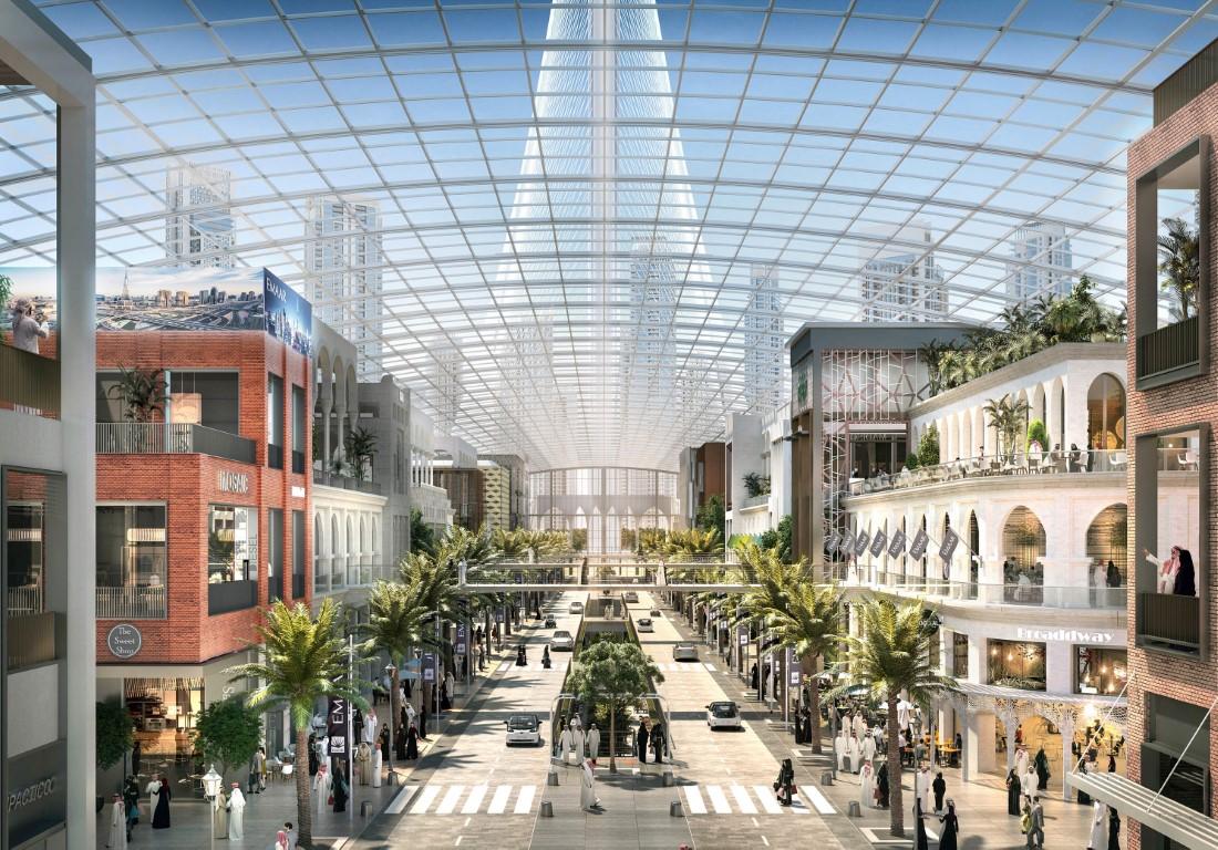 outdoor mall dubai upcoming