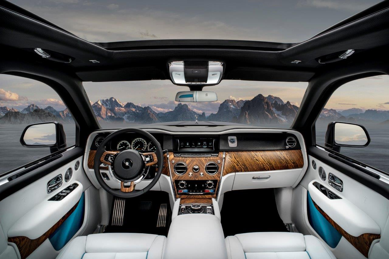 Strong Demand For Rolls Royce Suv Says Luxury Car Brand Arabianbusiness