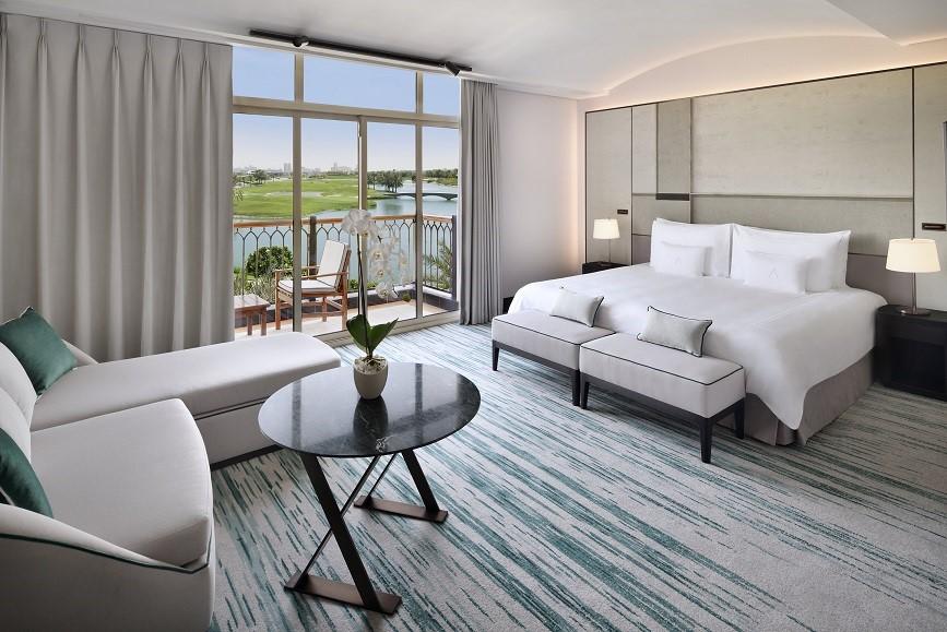 Dubai's Address Montgomerie unveils new look rooms