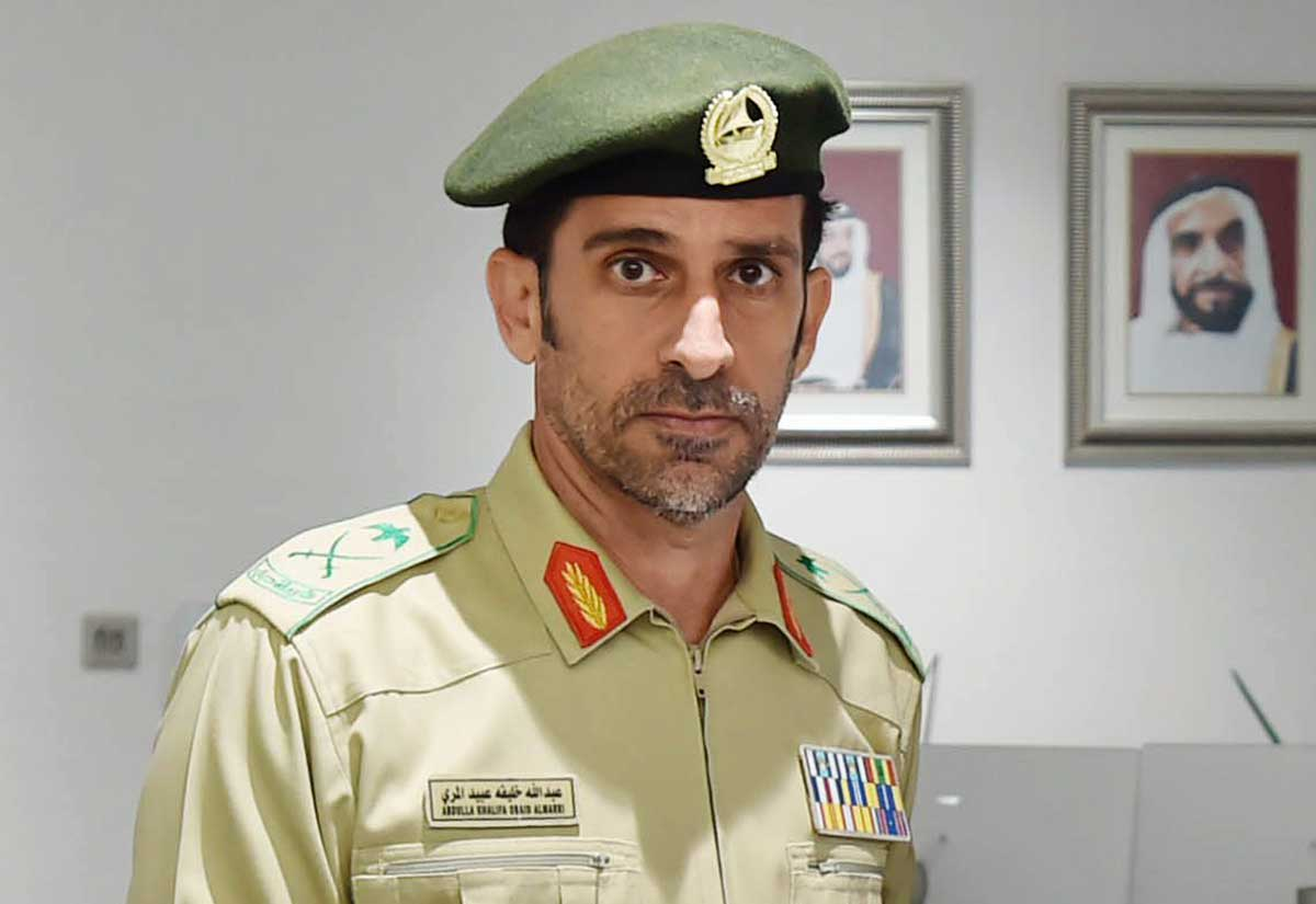 Major General Abdullah Khalifa Al Marri - Gitex Stars ...