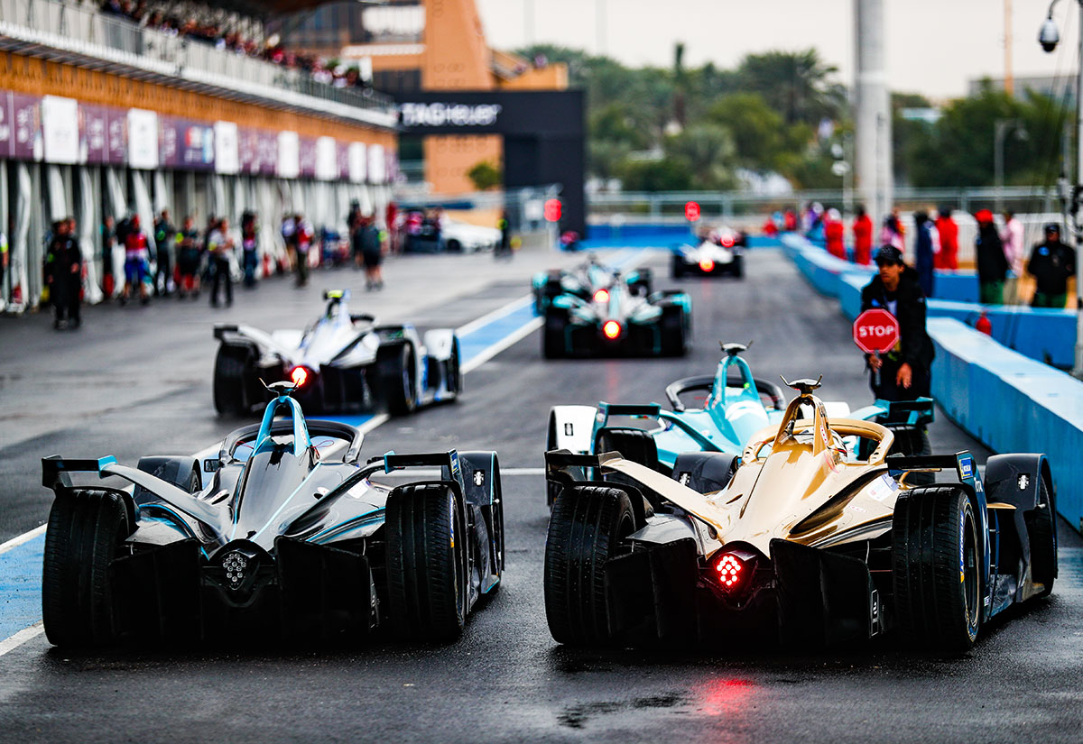 Abu Dhabi owned ExCel London picked to host Formula E race ...