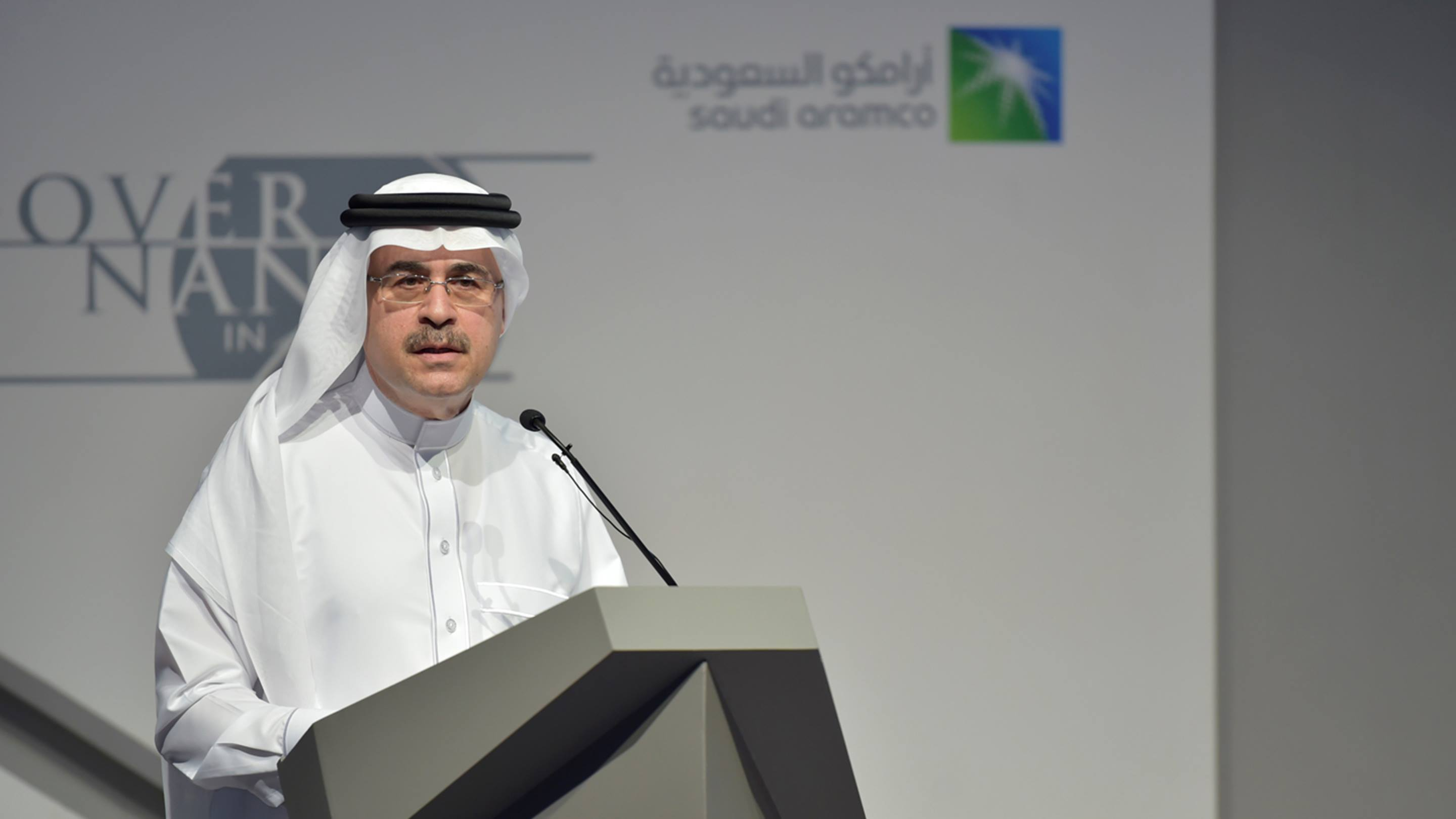 The $100bn man: How Aramco CEO Amin Nasser delivered the record-breaking  bond - Arabianbusiness