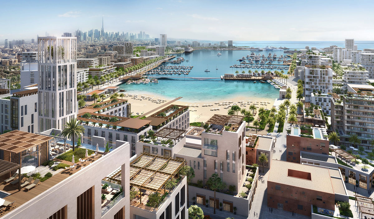 Emaar, DP World partner to launch $7bn Riviera-style development