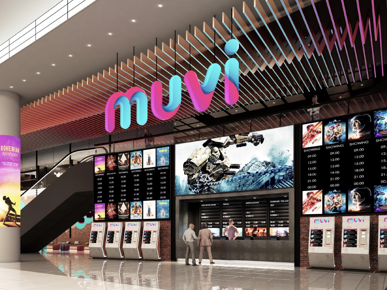 Saudi Cinema Brand Muvi Inks Deal For Malls Expansion Arabianbusiness