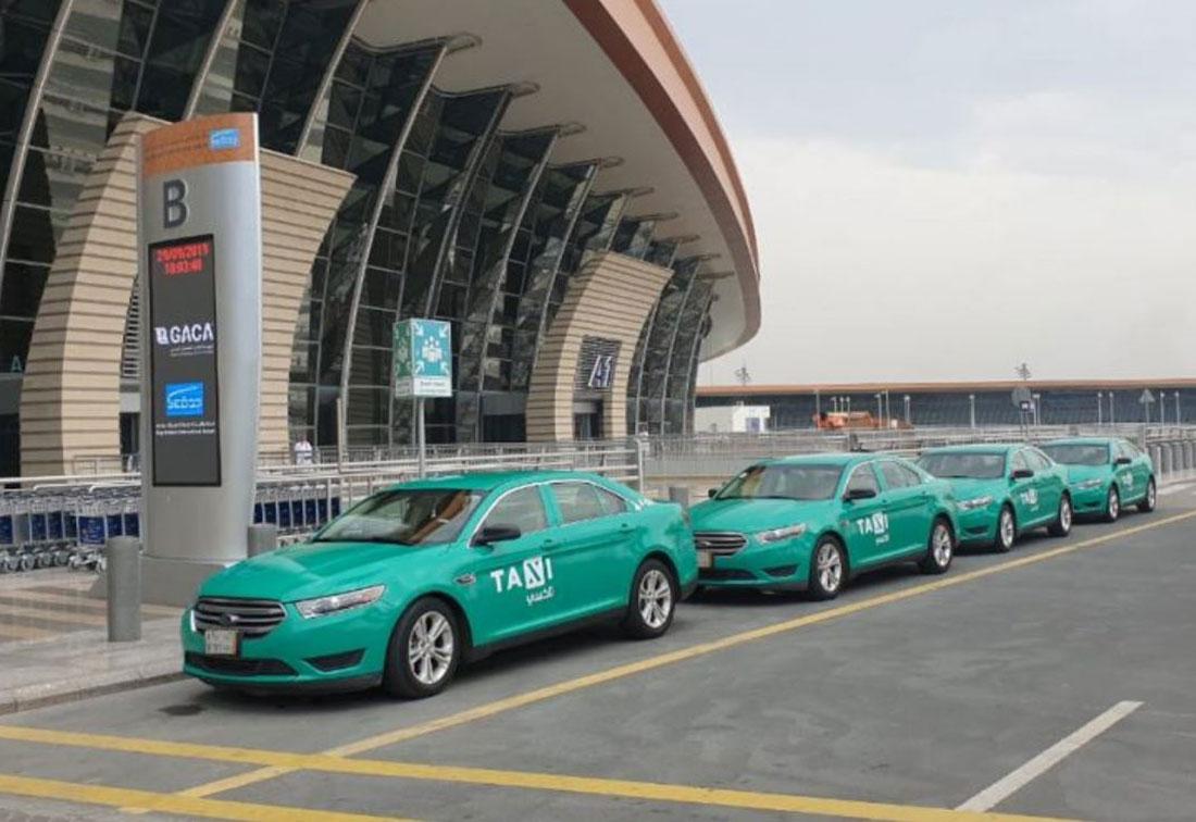 Saudi Arabia's airport taxis set to go green - Arabianbusiness