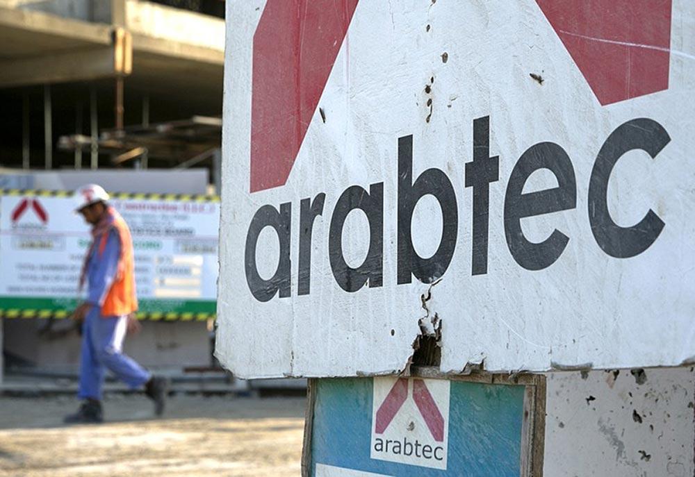 Arabtec to call EGM as company posts H1 losses of $216m thumbnail