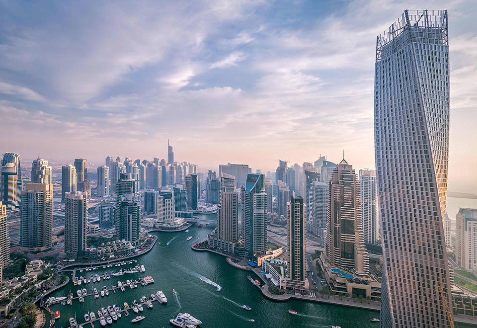 Real estate activity booms as Dubai property prices slip to near 2010 lows