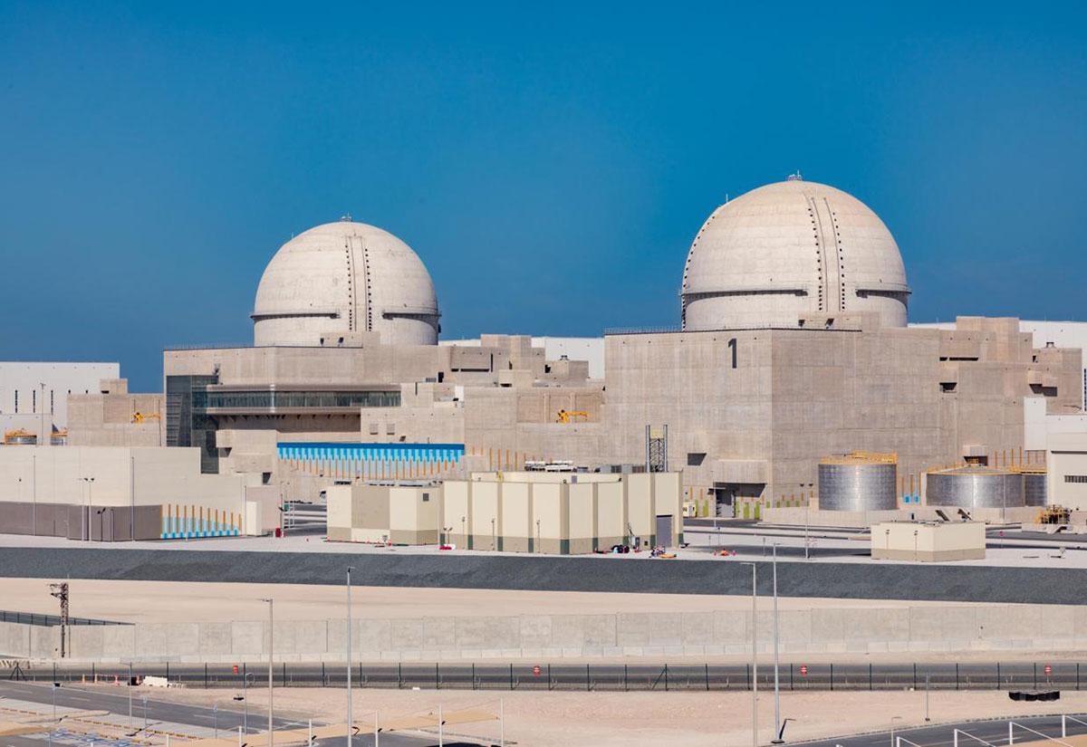 Barakah nuclear energy plant connects to UAE grid thumbnail