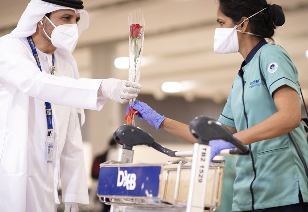 UAE to establish 'Frontline Heroes Office' for healthcare workers