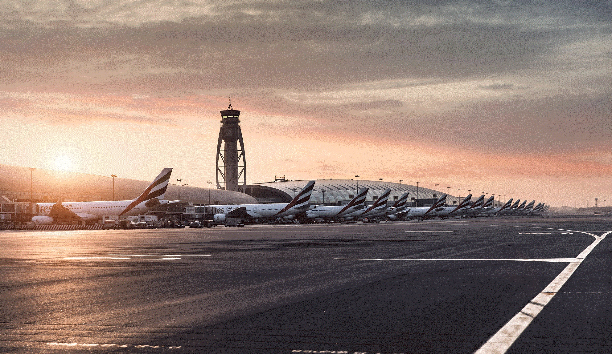 Dubai airport traffic will increase sharply once Covid-19 solution found, says Paul Griffiths