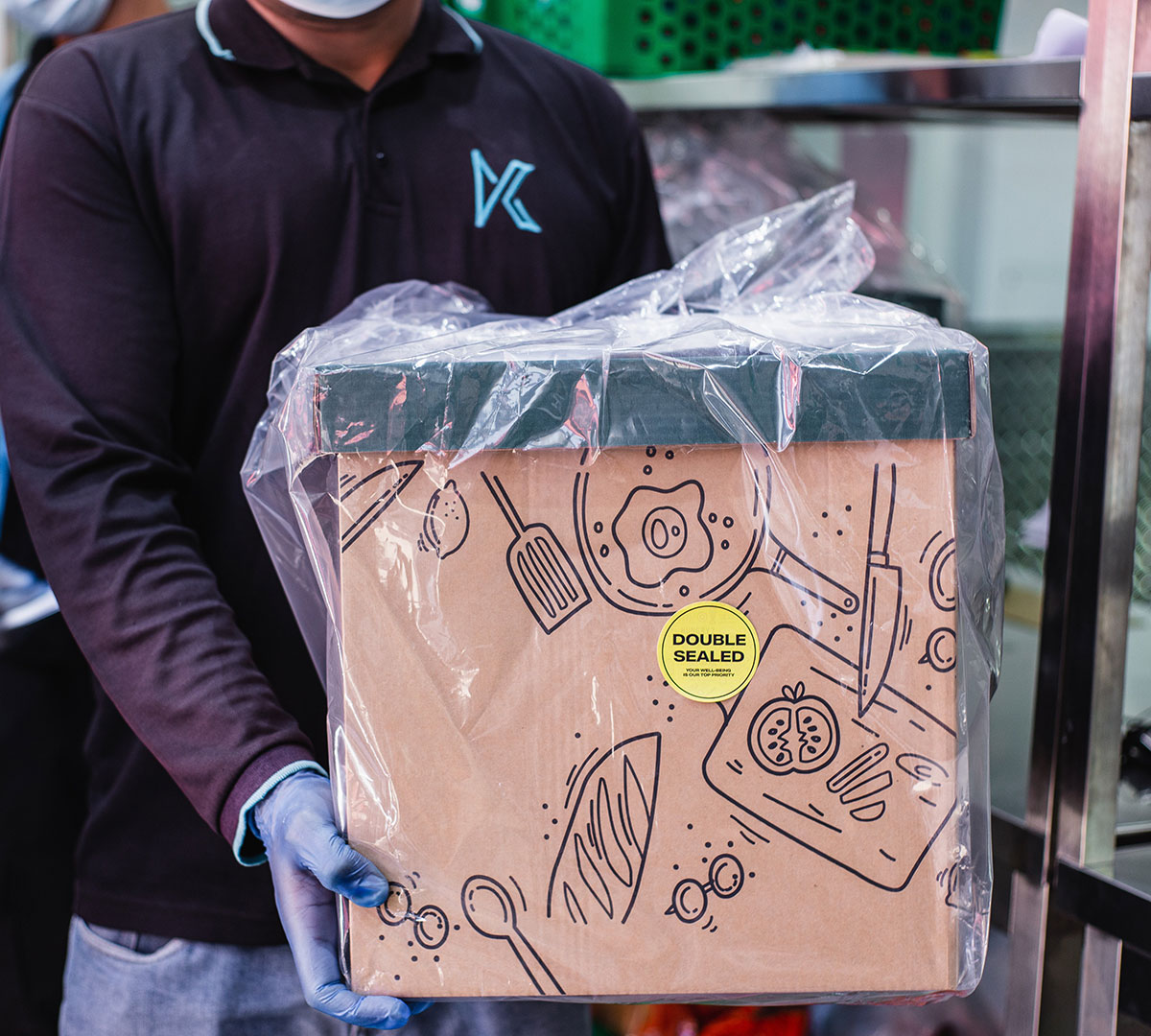 New Dubai grocery delivery platform Kitopi promises delivery within an hour