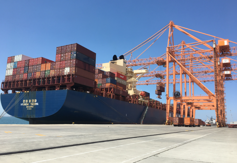 Saudi Ports Authority opens new shipping lane to East Asia