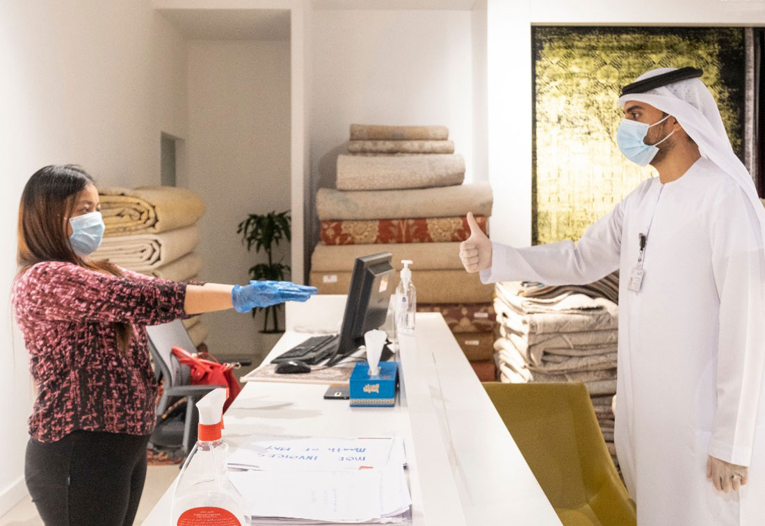 Eight Dubai businesses closed as daily UAE coronavirus cases remain above 1,000