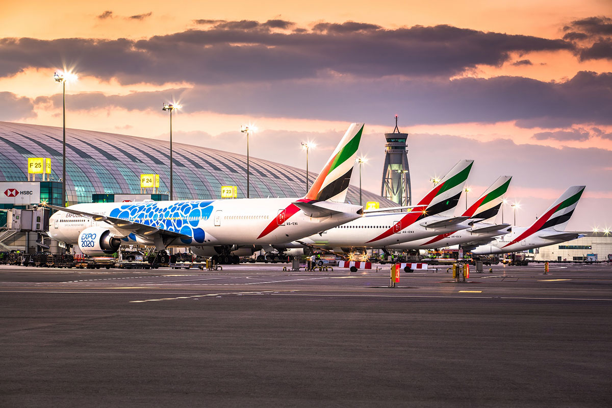 Emirates staff invited to take unpaid leave as coronavirus continues to bite