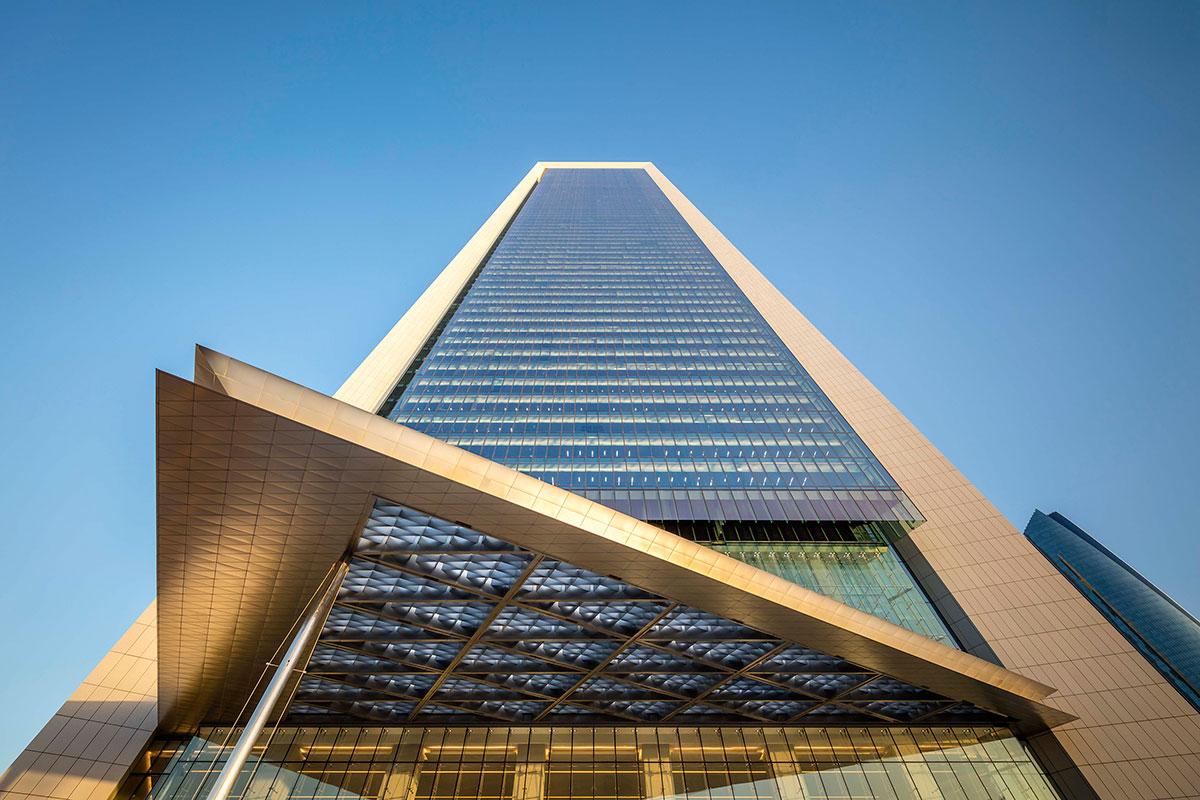 Abu Dhabi energy giant agrees $5.5bn real estate deal