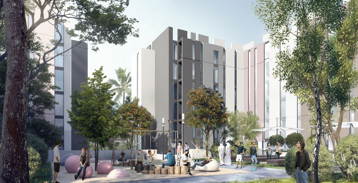 Arada awards $115m contract to build second phase of Sharjah's Aljada megaproject thumbnail