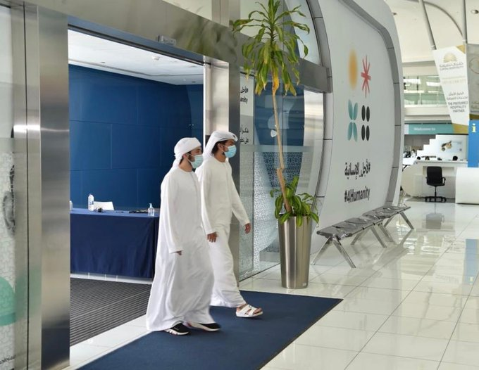 Abu Dhabi opens walk-in facility for Covid-19 vaccine trial thumbnail