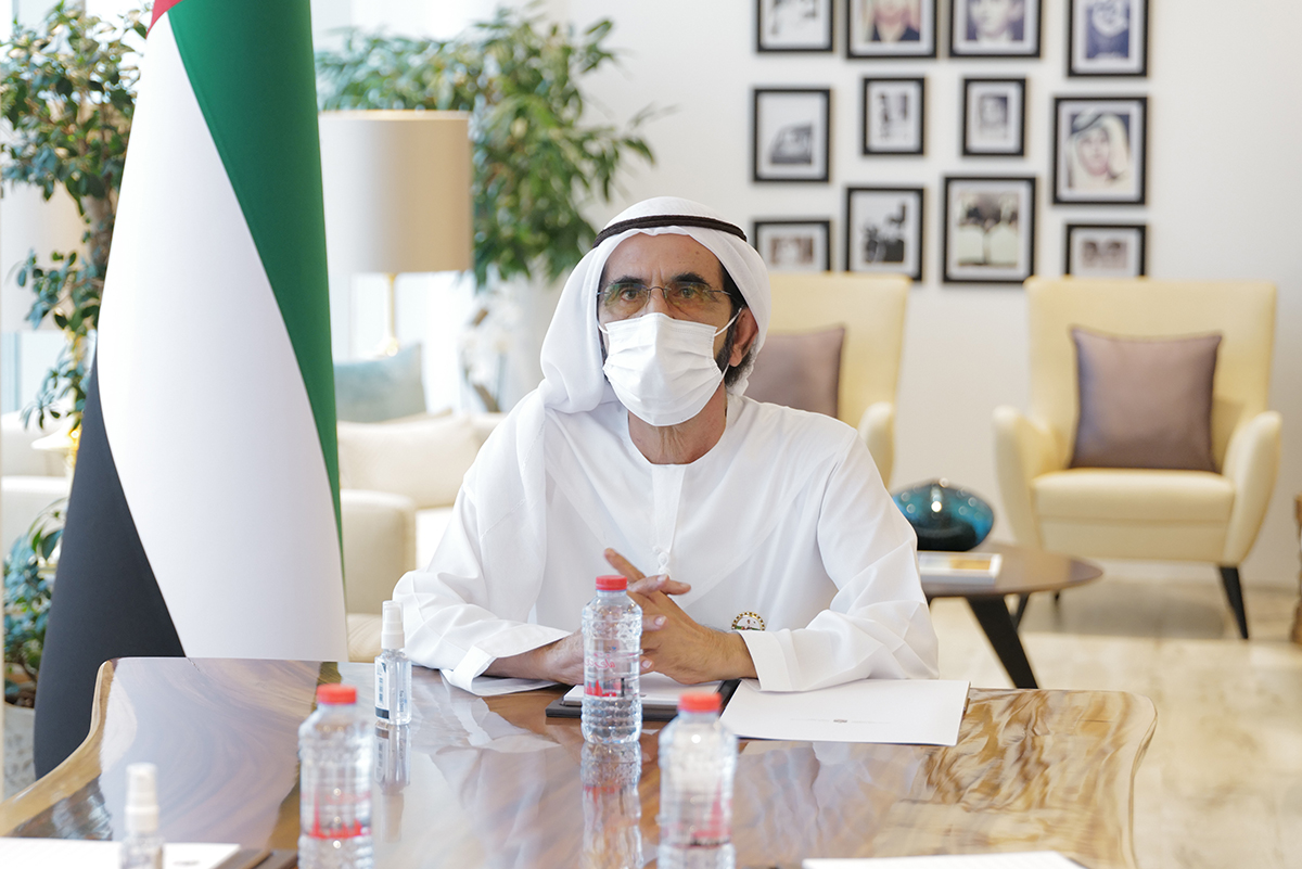 In pictures: Sheikh Mohammed res UAE's food and water security plans thumbnail