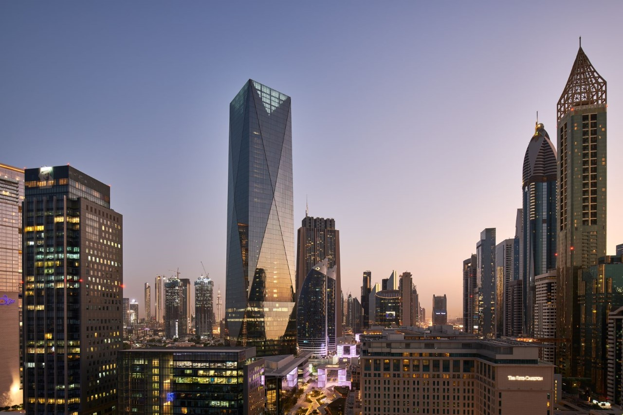 Huge Dubai office complex defies 'work from home' fears with raft of new tenants thumbnail
