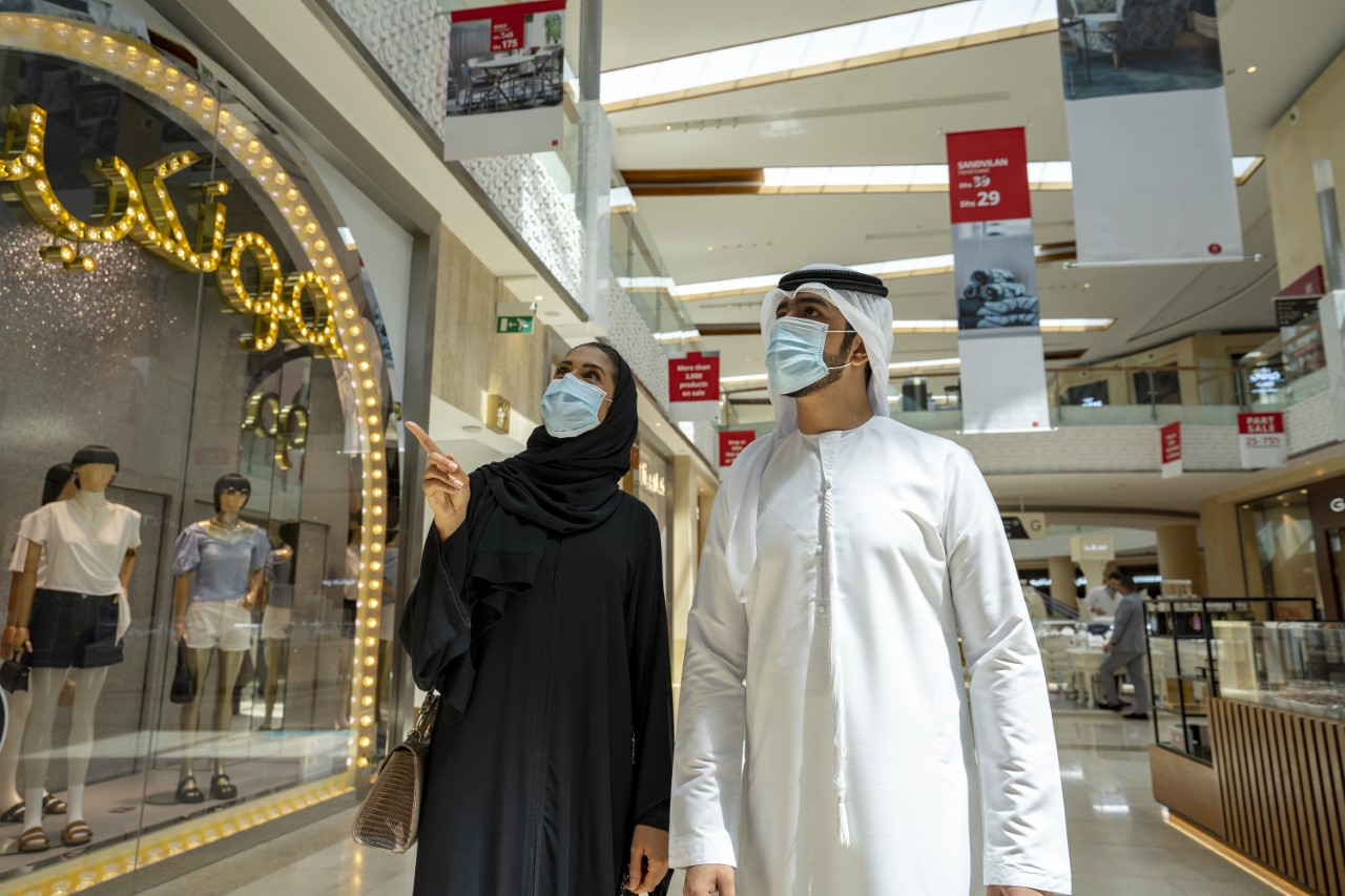 Abu Dhabi's retail sector flourishes amid coronavirus crisis thumbnail