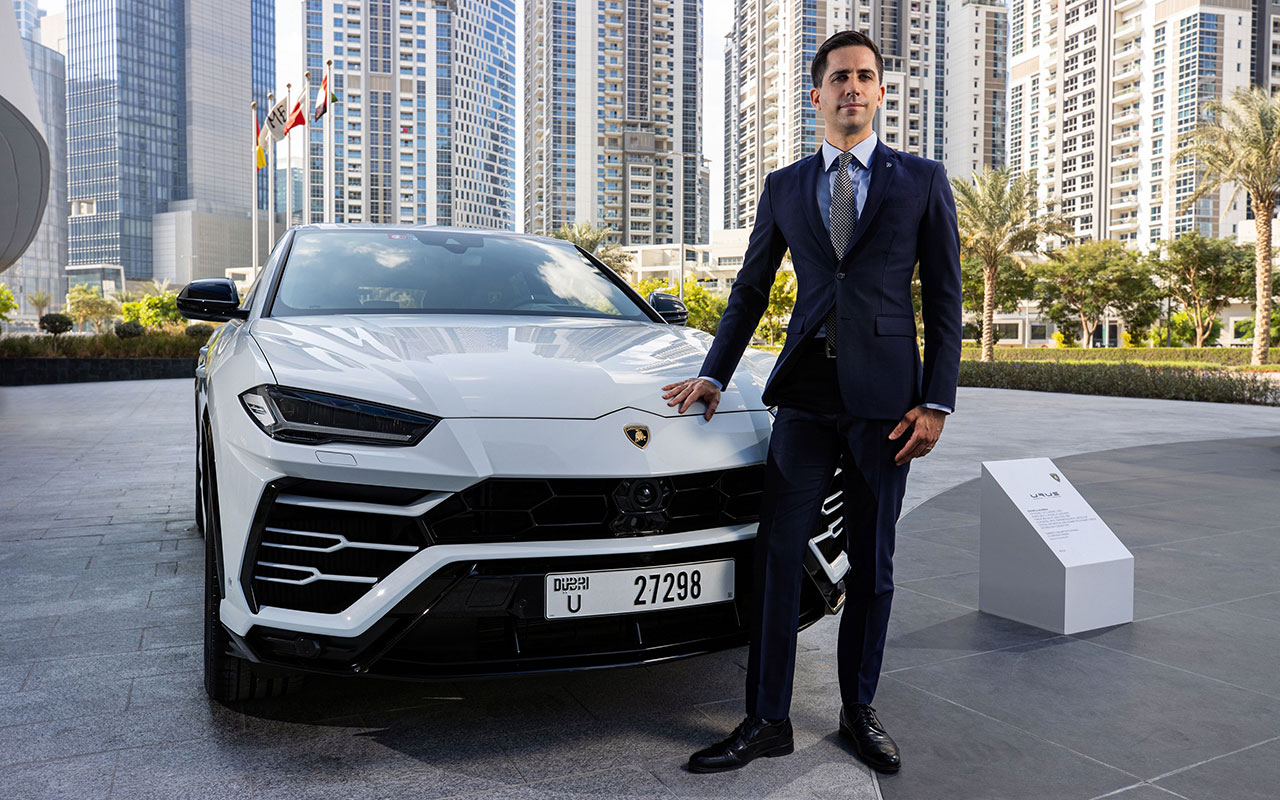 Regional Lamborghini head forecasts 9% sales drop for 2020, but eyes double-digit growth next year thumbnail