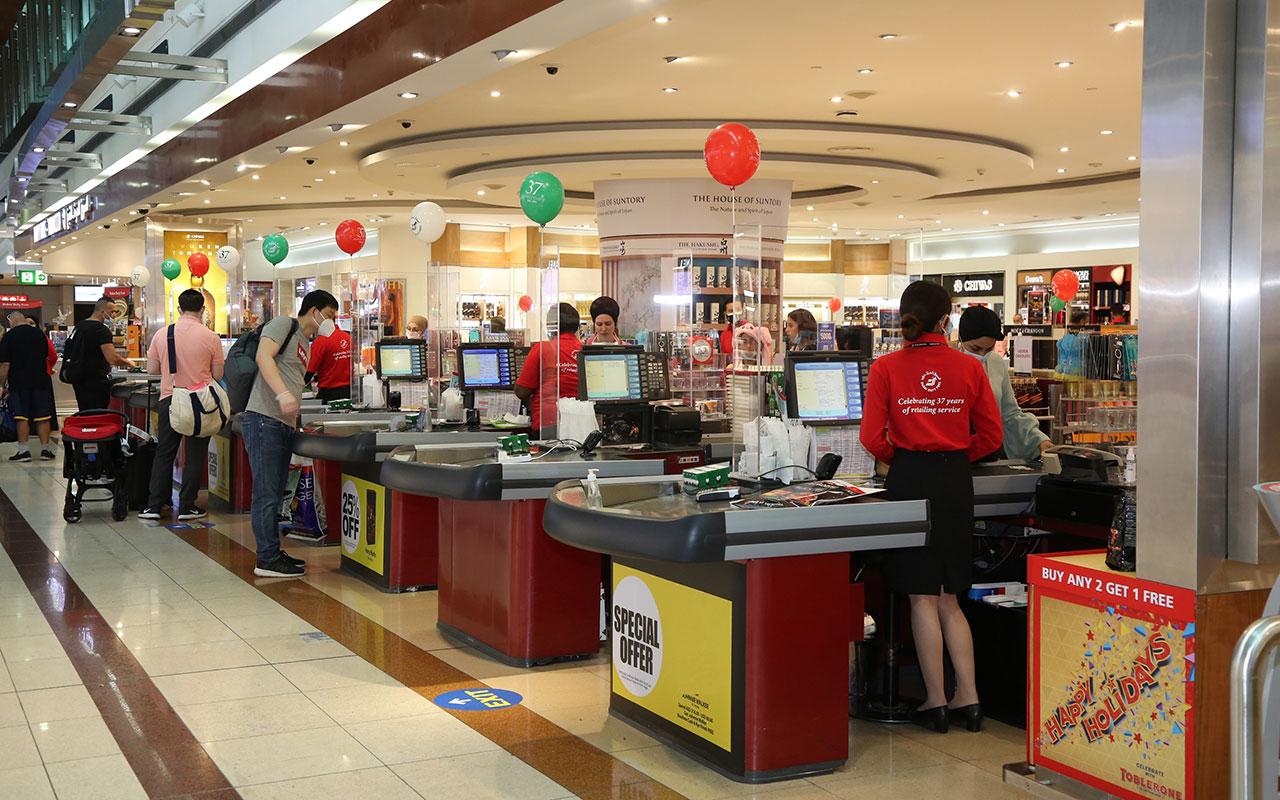 Dubai Duty Free sees $19.2m receipts from annual sale despite travel curbs thumbnail