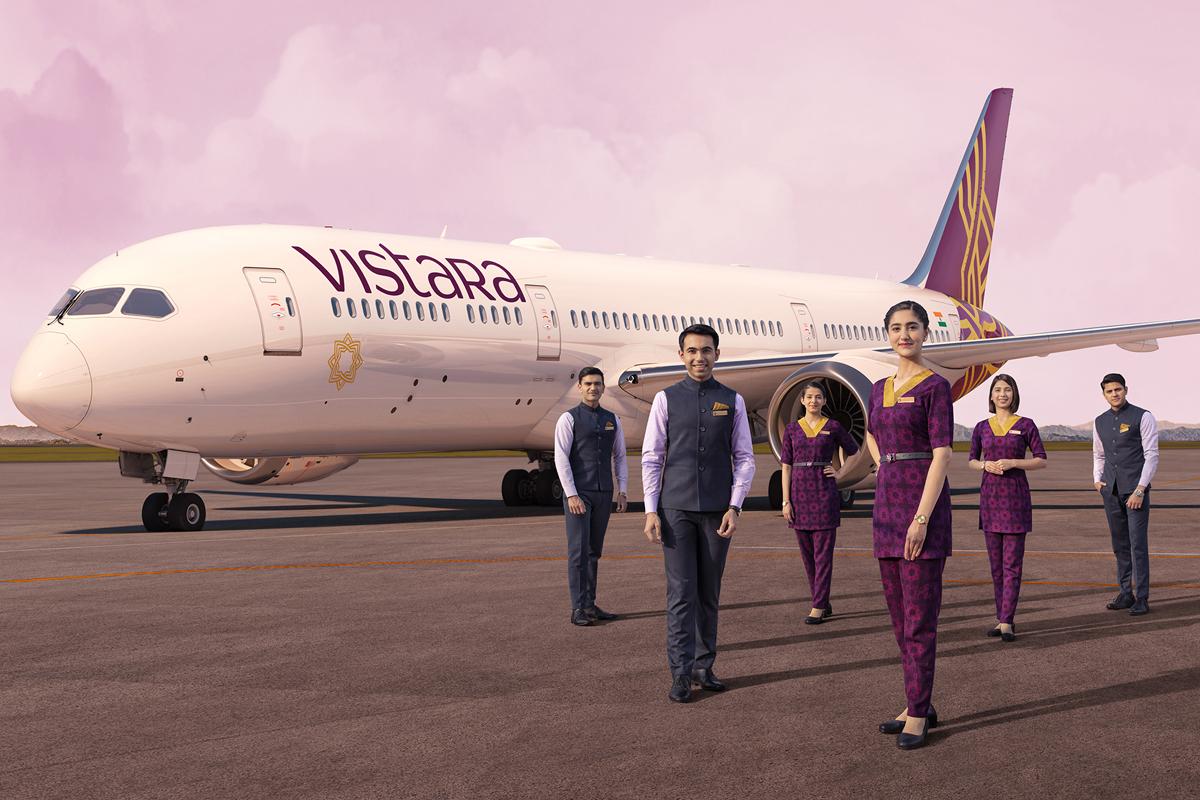India's Vistara to start direct flights to Sharjah amid rising demand -  Arabianbusiness