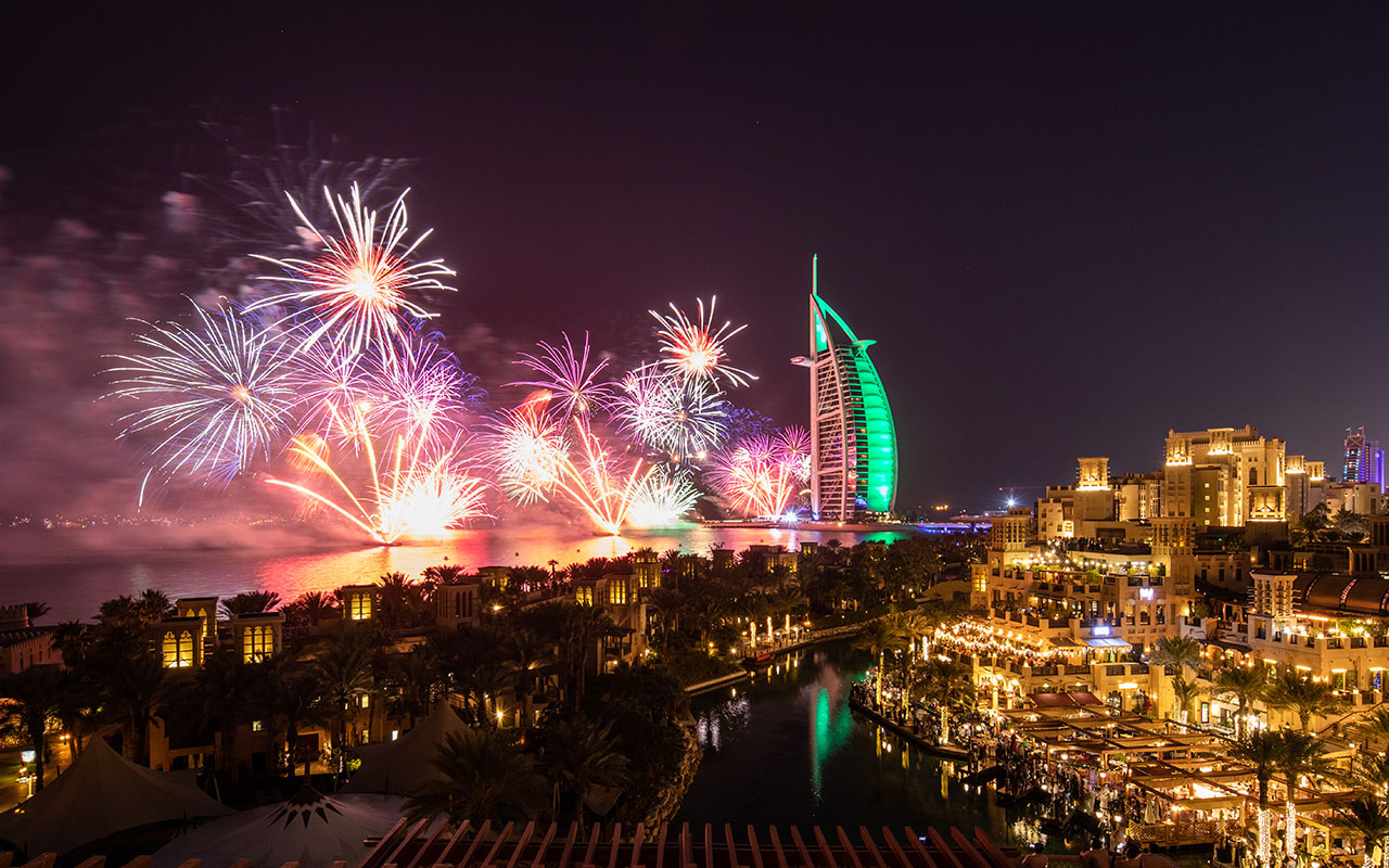 Revealed: the importance of NYE to Dubai's pandemic-hit tourism sector thumbnail