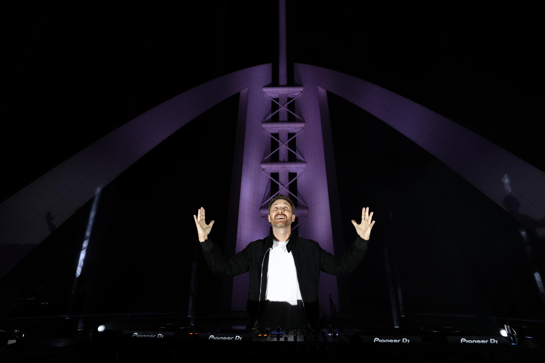 Superstar DJ David Guetta to perform on Burj Al Arab helipad
