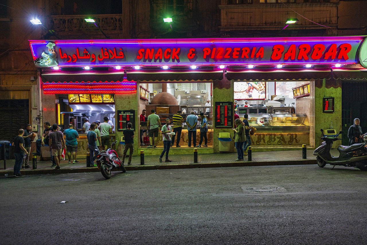 Born during Lebanon's civil war, Barbar street food expands to Saudi Arabia, UAE