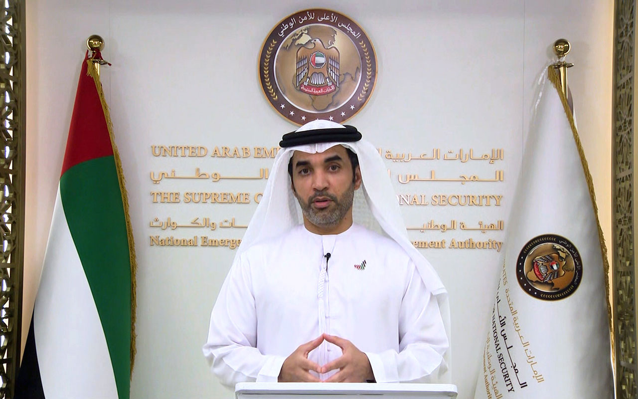 UAE population receives Covid-19 vaccination