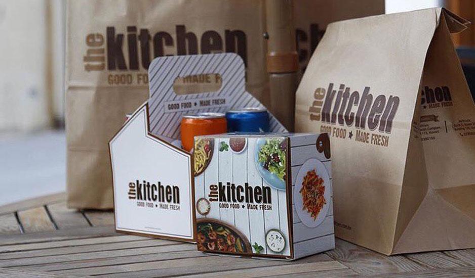 Cloud Kitchen Packaging