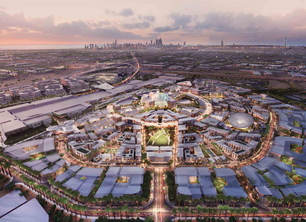 Dubai completes $56m greenery plan leading to Expo 2020 site