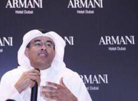 Mohammed Alabbar on new Armani Hotel