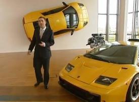 MEET THE BOSS: Manfred Fitzgerald, Lamborghini