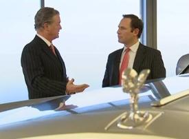 MEET THE BOSS: Tom Purves, Rolls-Royce