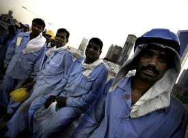 Gulf migrant workers will be biggest victims of oil shock