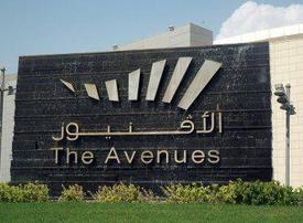 Kuwait mall construction site blaze 'under control'