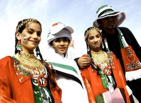 UAE residents 'thriving' in poll of Arab world