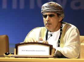 Oman's oil minister says crude will average over $60 a barrel this year